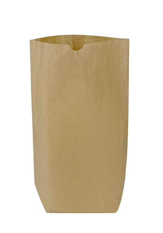 Bolsa papel kraft liso
